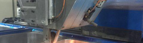 3 belt CNC grinder