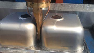 class B seam-welding machine